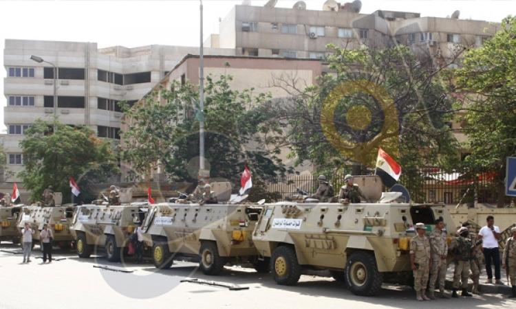 وزير الداخلية : الشرطة والجيش نجحا بامتياز في تأمين العملية الانتخابية