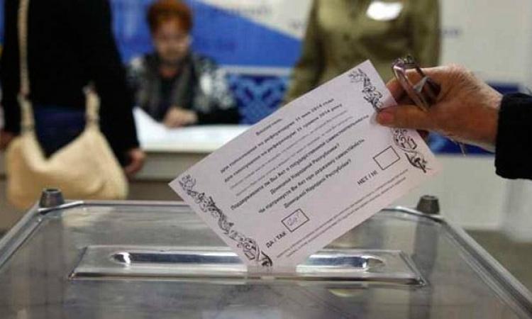 بدء التصويت في الانتخابات الرئاسية بأوكرانيا