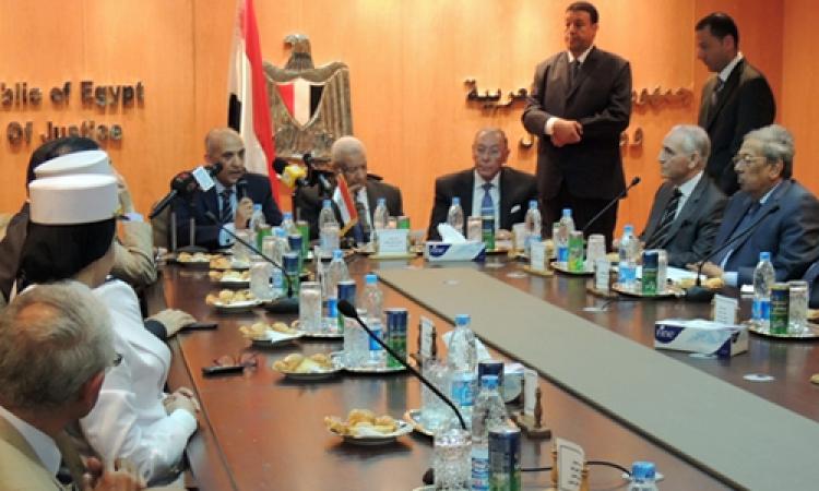 وزارتي «الداخلية» و«العدل» توقعان بروتوكول تعاون في مجال حقوق الإنسان