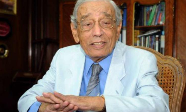 بطرس غالي: «السيسي» مؤهل لقيادة مصر