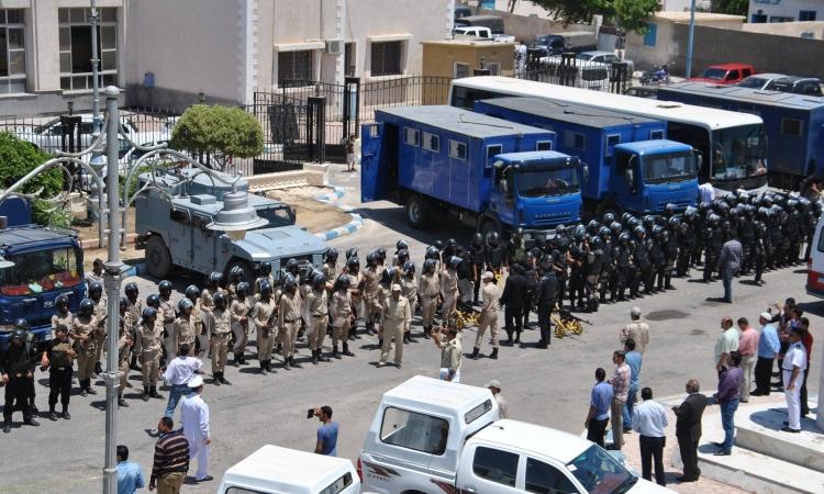 ضبط 5 فلسطينيين لاتهامهم بالتخطيط لإفساد العملية الانتخابية في شمال سيناء