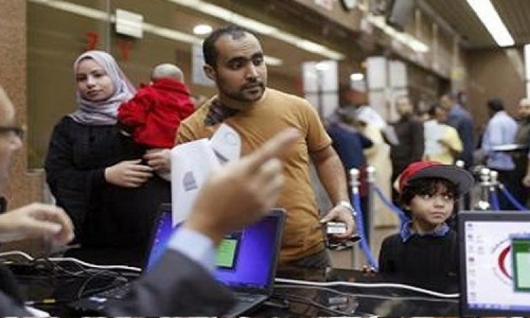 بدء عملية تصويت المصريين بفرنسا لليوم الثاني للانتخابات الرئاسية