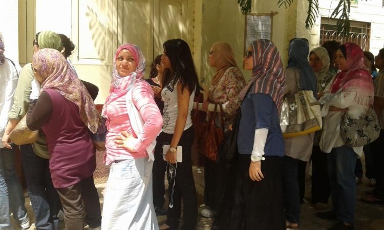 بالفيديو.. «السيسي».. اسم أول مولود يولد داخل لجنة انتخابية في الإسكندرية