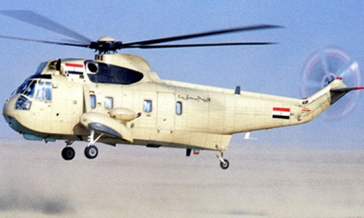 في اليوم الثاني من انتخابات الرئاسة.. هليكوبتر تحلق في سماء التحرير لتأمين اللجان
