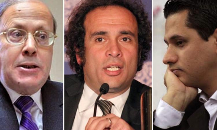 تأجيل تظلم حمزاوى ويوسف وقنديل على قرار منعهم من السفر بـ«إهانة القضاء» لـ11 يونيو