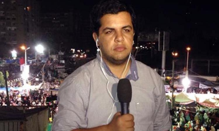 تجديد حبس عبد الله الشامي مراسل الجزيرة 45 يوما