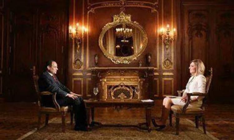 السيسي: الشعب سيشعر بتحسن الأوضاع فى مصر خلال عامين