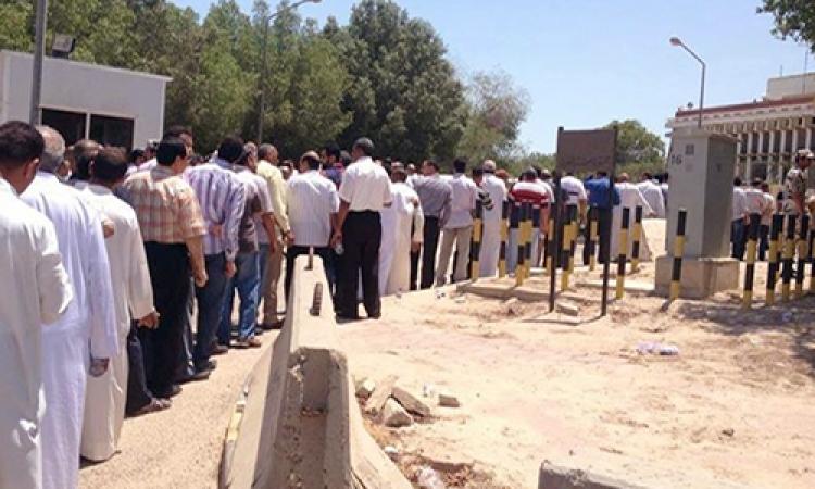 لليوم الثالث على التوالي.. المصريون يصوتون في انتخابات الرئاسة بالسعودية