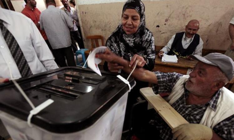 السيسي يحصل على 789 صوتًا في لجنة قرية العدوة بالشرقية مسقط رأس «مرسي» مقابل 67 صوتاً لصباحي