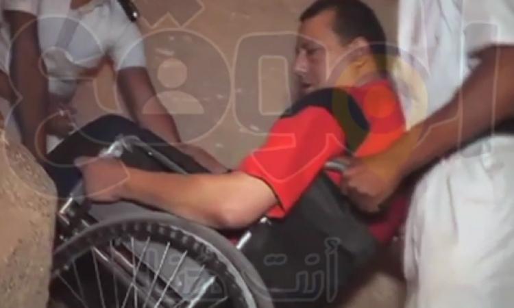 بالفيديو.. مواطن عاجز يتصل بالأمن الوطني لطلب المساعدة في التصويت بالانتخابات