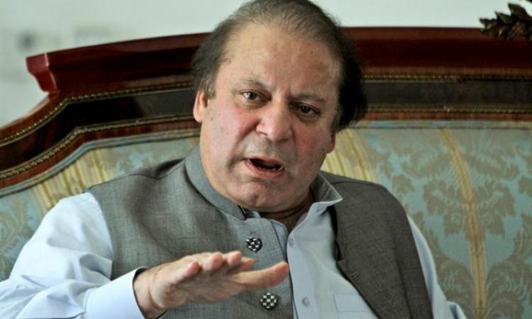 وصول رئيس الوزراء الباكستاني إلى الهند لحضور حفل تنصيب «مودي»