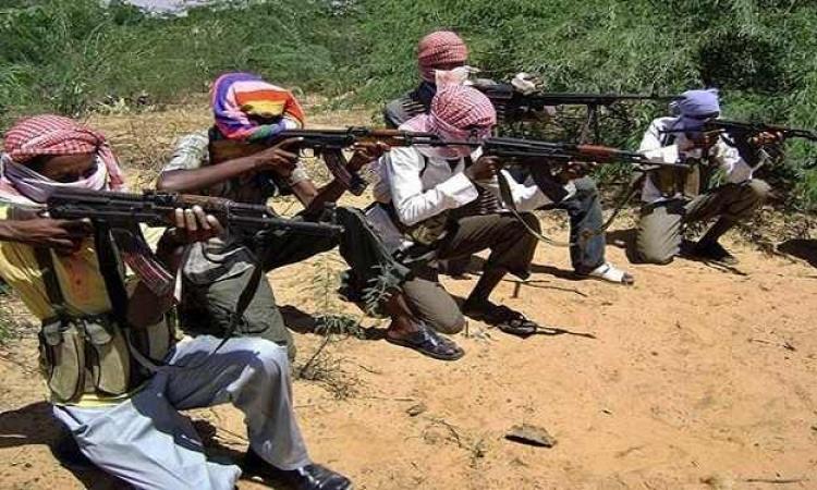 مجهولون يطلقون النار على معسكر الأمن المركزي بالأحراش في رفح