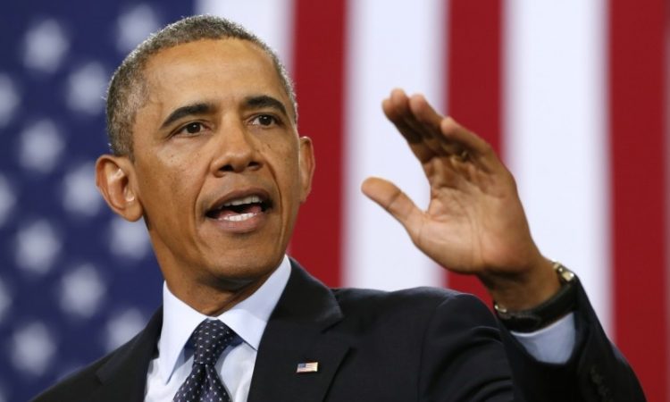 أوباما: علاقتنا بمصر قوية وترتكز على المصالح الأمنية