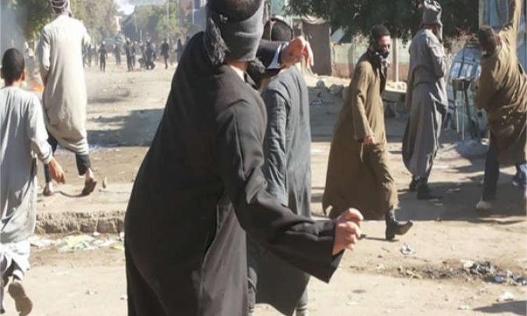 ارتفاع عدد المقبوض عليهم في الاشتباكات القبلية بأسوان إلى 67