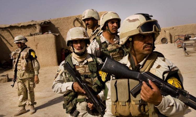 مقتل 100 من داعش على يد القوات العراقية وقطع خط إمداد التنظيم مع الأنبار