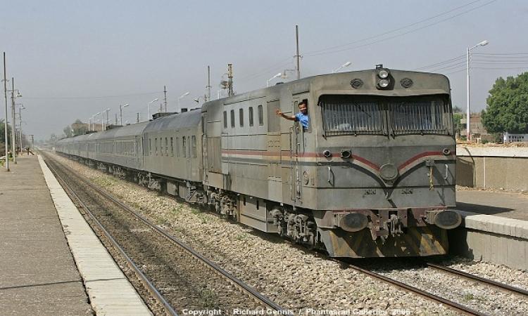 55 مليار جنيه لتطوير السكك الحديدية حتى 2022