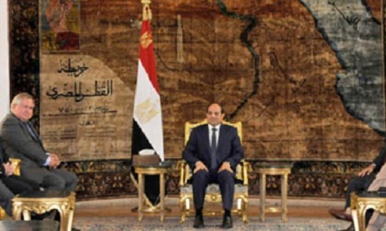 خادم الحرمين يزور مصر غدا سعياً لإظهار دعمه للسيسي