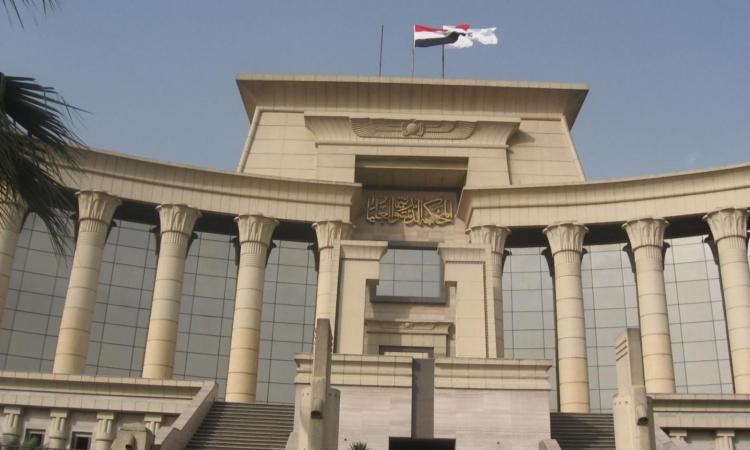 الدستورية العليا ترفض دعوى عدم دستورية قانون التظاهر