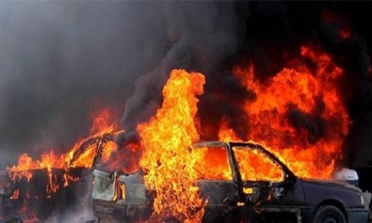 انفجار سيارة ملغومة فى لبنان