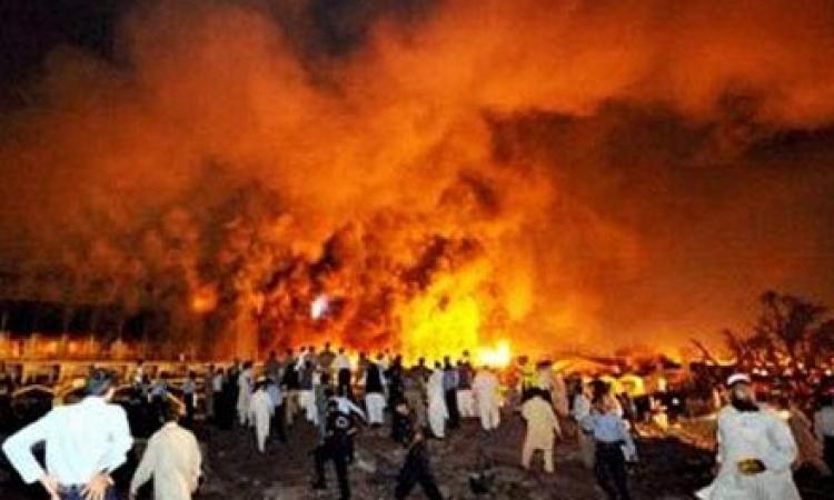 مقتل 4 في انفجار قنبلة قرب نقطة تفتيش للشرطة بأفغانستان