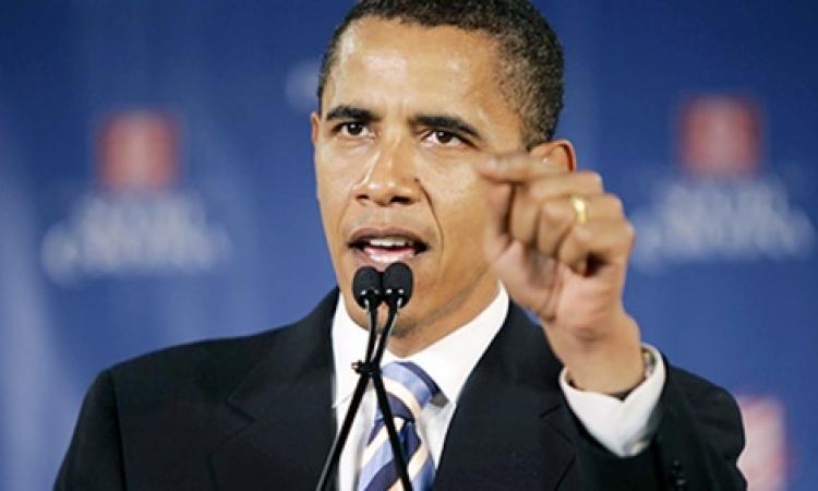 أوباما يتعهد ببذل كل ما فى وسعه لإغلاق سجن جوانتانامو