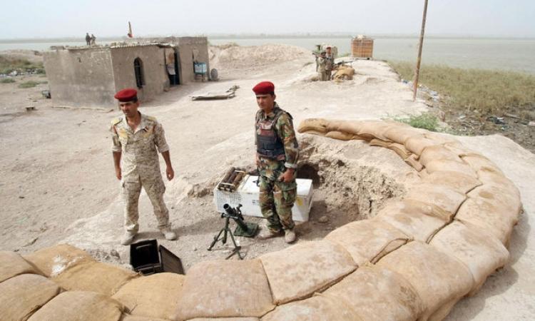 إيران تعزز الأمن على حدودها مع العراق مع تقدم المتشددين