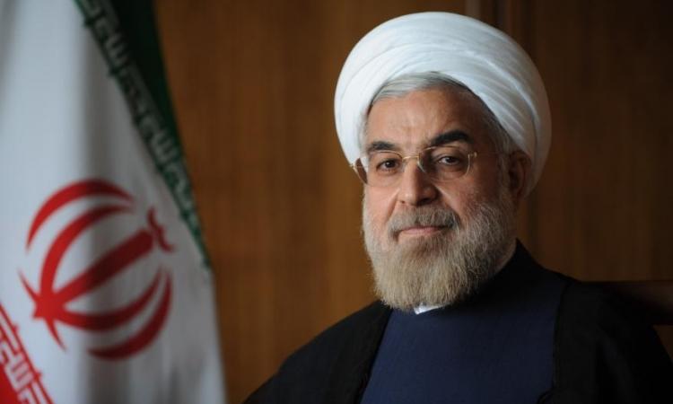 بعد تصريحات إيران عن زوال إسرائيل .. روحانى يهنئ اليهود برأس السنة العبرية !!