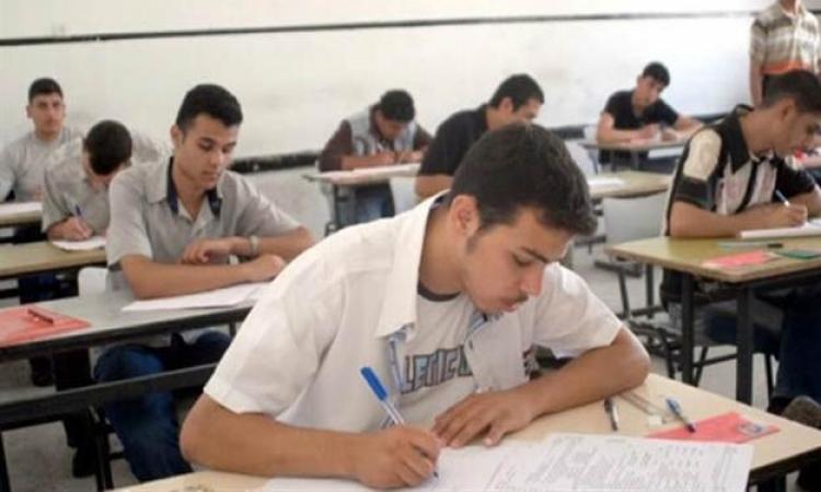 انطلاق امتحانات الدور الأول للثانوية العامة بمحافظات الجمهورية