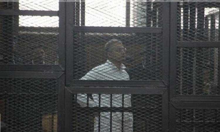 حبس عصام سلطان سنة مع الشغل لإهانة والتعدى على حرس المحكمة