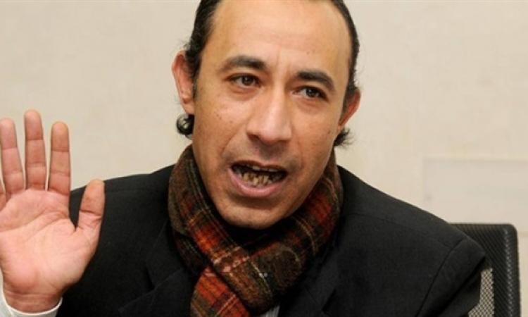 عصام الأمير: الدولة المصرية جادة في خطواتها لتنظيم الإعلام في مصر