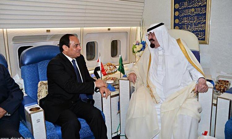 مجلس الوزراء السعودى يشكر الرئيس السيسى لتقديره لخادم الحرمين