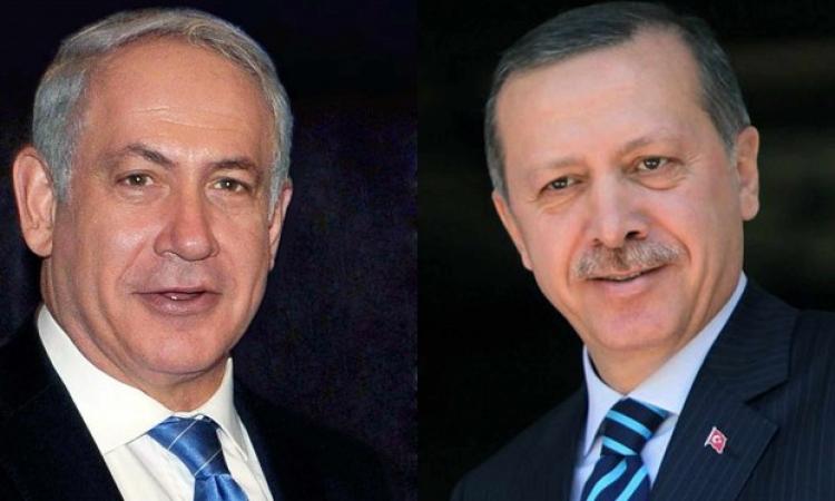 تزايد التعاون التجاري والعسكري لتركيا مع إسرائيل
