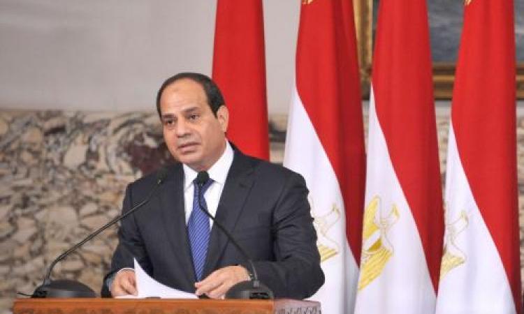 السيسي يصدر قراراً جمهورياً بتنظيم الأمانة العامة لمجلس الدفاع الوطني
