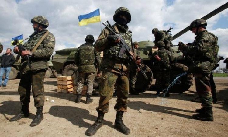 القوات الاوكرانية تنجح في فك حصار الانفصاليين لمطار لوجانسك