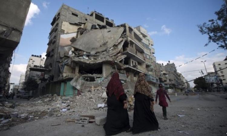 بعد موافقة اسرائيل وحماس .. هدنة انسانية في قطاع غزة لمدة 24 ساعة
