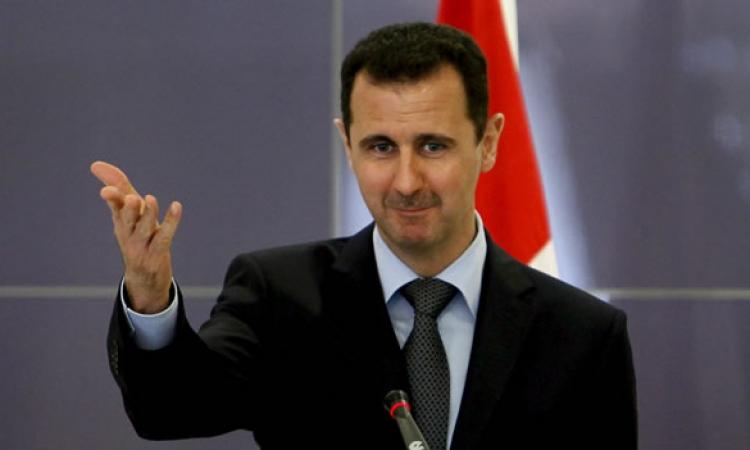 الأسد : الحديث عن حل سياسى للأزمة السورية .. أجوف وعديم الفائدة