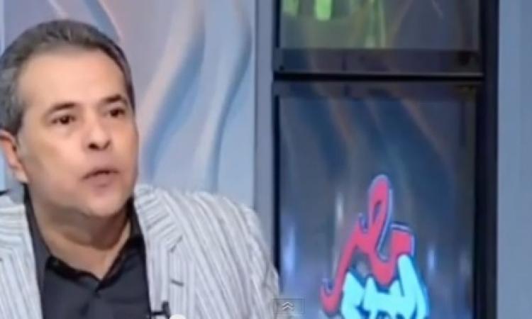 بالفيديو .. توفيق عكاشة يحيي إسرائيل و يصف جيشها بالرجالة !!