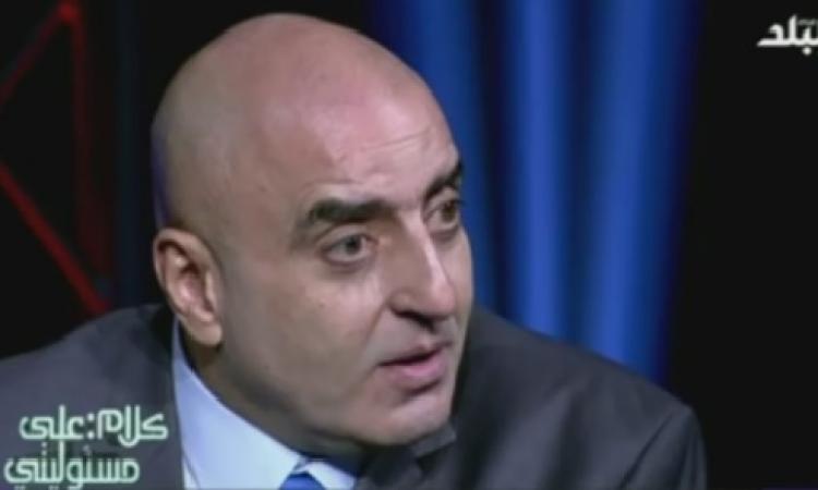 """بالفيديو .. عزمى مجاهد : ثوار 25 يناير """" شواذ """""""