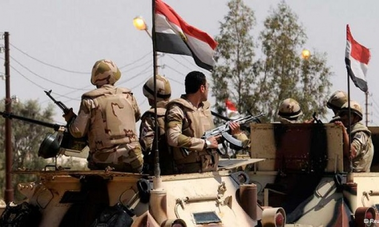 """الصاعقة المصرية تقتل 5 من منفذى """"هجوم العريش"""""""