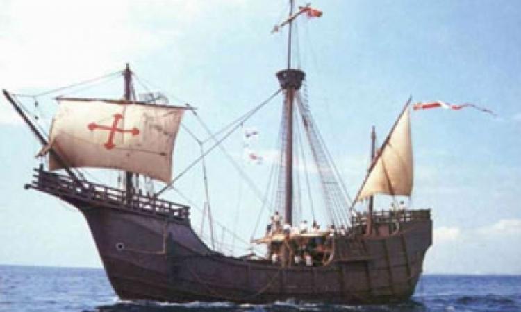 العثور على حطام سفينة كريستوفر كولومبوس .. الكرافيل