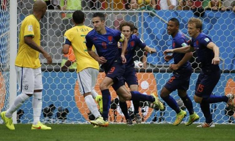 بالفيديو..هولندا ثالث المونديال  .. والبرازيل تتلقى عشرة أهداف في مبارتين