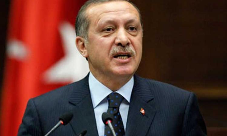 أردوغان يصف المواقف الأمريكية تجاه الأزمة فى سوريا بالوقحة