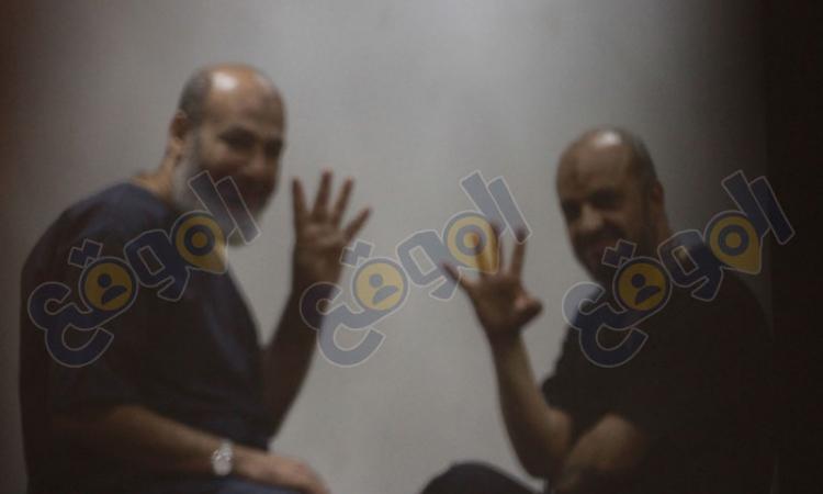 محاكمة صفوت حجازي والبلتاجي