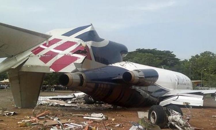 51 قتيلاً في تحطم طائرة ركاب تايوانية