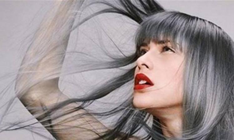 الشعر الابيض عند المرأة ينذر بمشاكل صحية