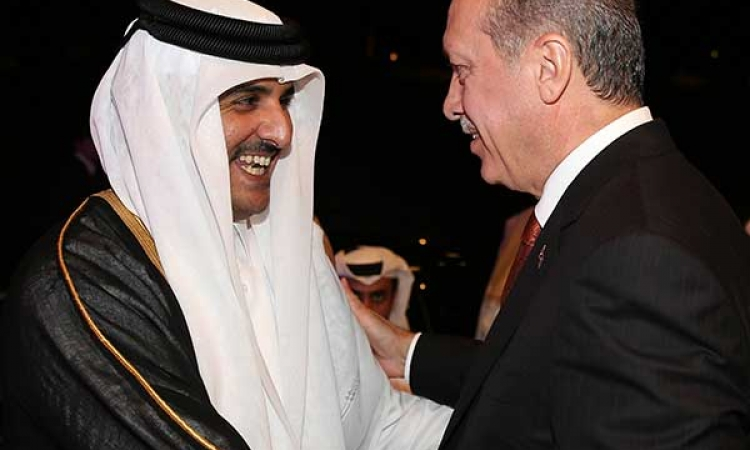 قطر وتركيا تقدمان مبادرة لوقف اطلاق النار بين إسرائيل وغزة لإحراج مصر دوليا