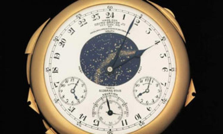 عرض أغلى ساعة للبيع بـ 12 مليون يورو..فقط