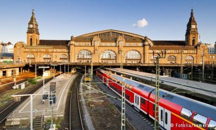 توقف حركة القطارات فى بلجيكا