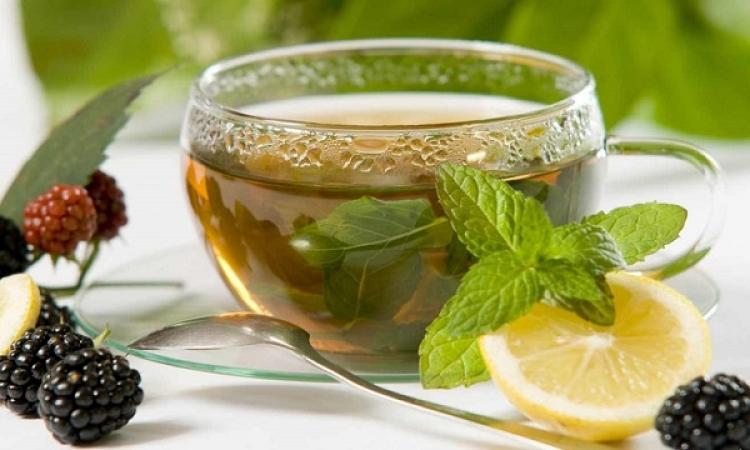 الشاى الأخضر بالعسل يحميك من أمراض الشتاء