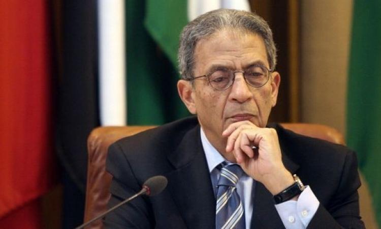 """عمرو موسى ينتقد """"الغموض"""" بشأن تعديلات الدستور"""